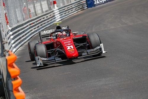 فورمولا 2: فوكو يفوز بالسباق القصير المليء بالحوادث في موناكو