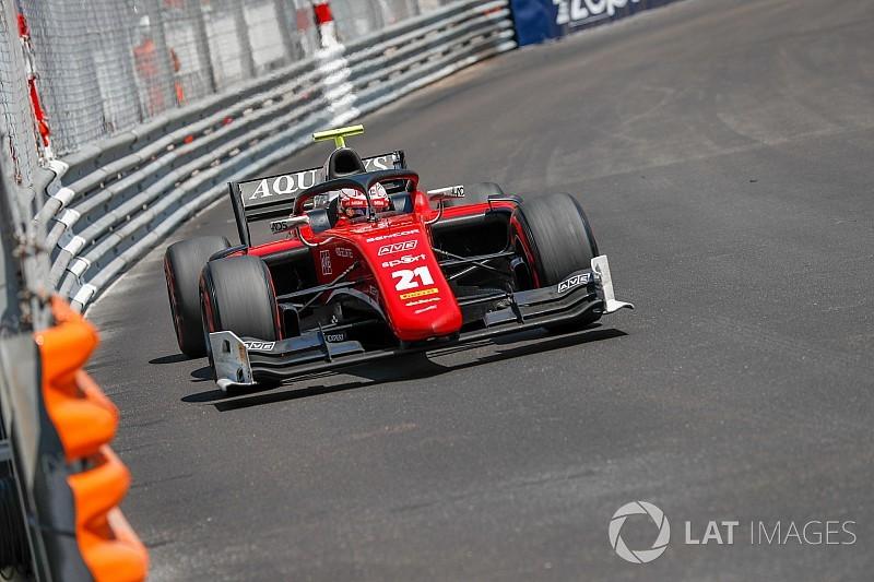Fuoco gana una carrera llena de choques en Mónaco