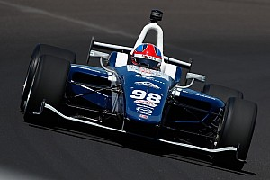 Indy Lights Race report Indy Lights: Herta wins Freedom 100, leads Andretti Autosport 1-2-3