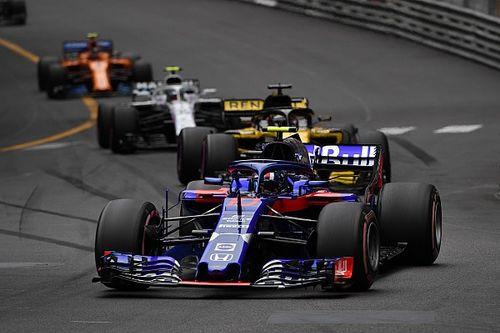 Toro Rosso bedacht successtrategie Monaco pas halverwege de race