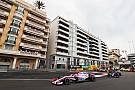 La parada de pits arruinó las posibilidades de Sergio Pérez en Mónaco