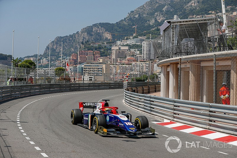 Monaco F2: Maini equals career-best fifth in feature race