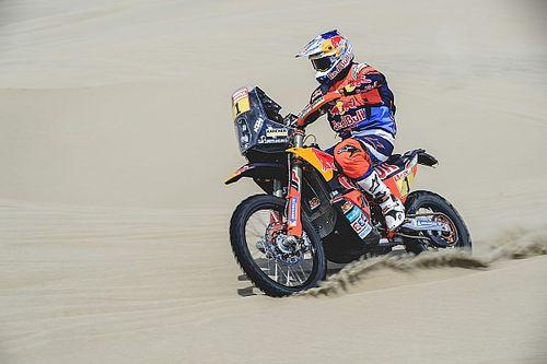 Dakar Stage 3: Sunderland rebut puncak klasemen