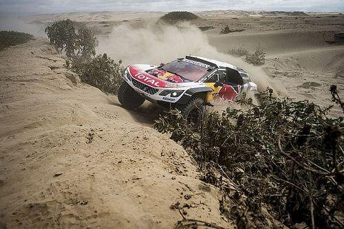Hivatalos összefoglaló a Dakar ötödik szakaszáról
