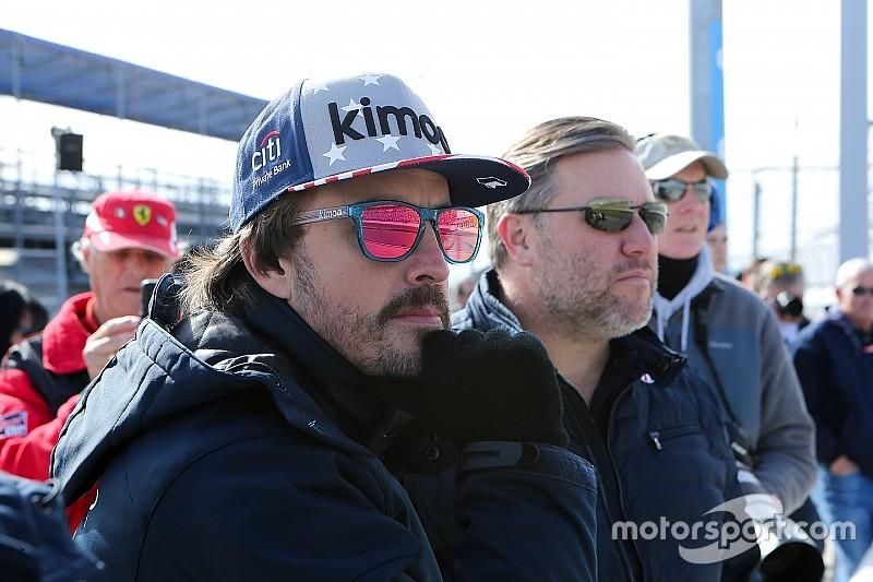 """Alonso: """"Es sólo un test, tenemos que afrontarlo con tranquilidad"""""""