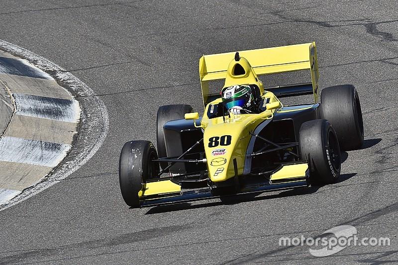 O'Ward grabs his chance to win Pro Mazda race at Barber