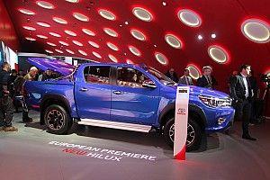 Le futur pick-up PSA sera bien basé sur le Toyota Hilux