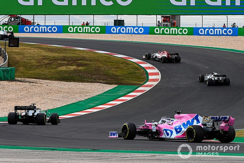 Les équipes de F1 auront du mal à retrouver de l'appui aéro en 2021