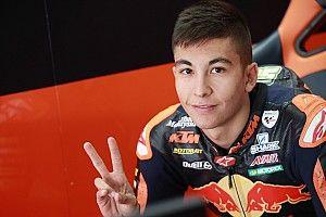 KTM Ajo Promosikan Fernandez ke Moto2 2021
