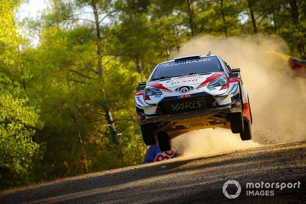 WRC: Evans vince il Rally di Turchia e va in testa al Mondiale!