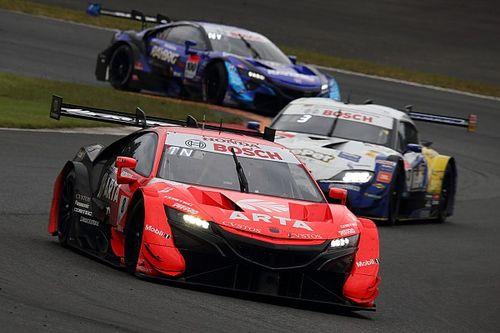 Super GT Motegi: ARTA Menang, Honda Borong Podium