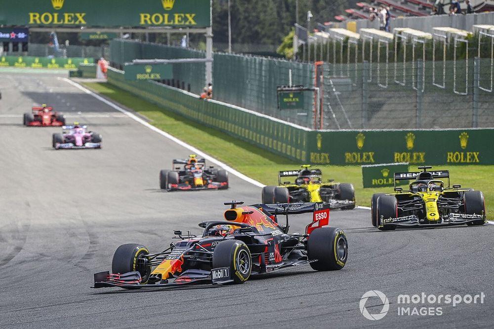 """Ocon: """"Renault kan meedoen in strijd om derde plaats"""""""