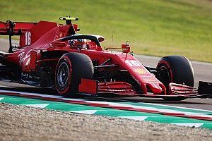 """Leclerc: """"Bene con le soft, più veloci della Renault"""""""