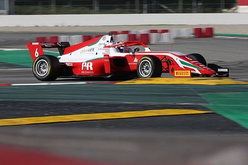 Formula Regional, Barcellona: Rasmussen padrone di Gara 1