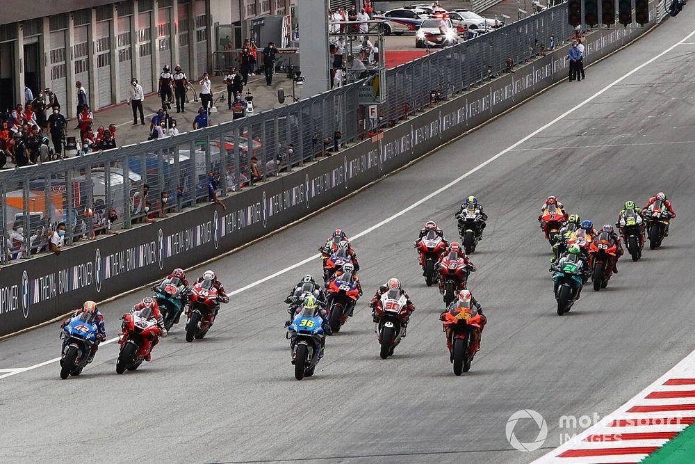 Mais da metade das corridas da F1 conflitará com MotoGP em 2021; saiba quais