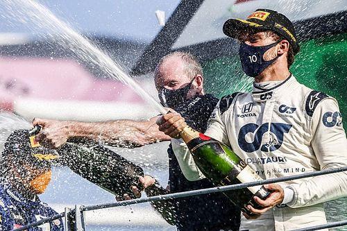 Report F1: Mercedes sbaglia, Gasly gode mentre la Ferrari sprofonda