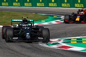 Bottas: No consolation in reducing points gap to Hamilton