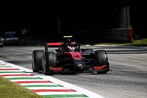 Monza F2: Ilott on pole as Schumacher crashes