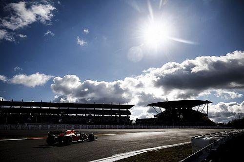 Volledige uitslag derde training F1 Grand Prix van de Eifel