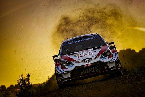 WRC, Toyota: ancora splendida, ancora incompiuta