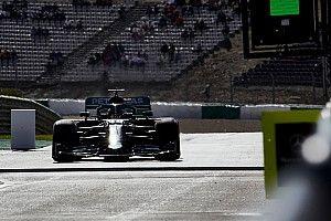 La grille de départ du Grand Prix du Portugal
