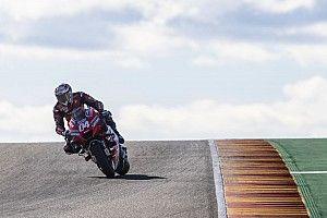 """Distancées, les Ducati n'ont """"pas du tout progressé"""" pour Dovizioso"""