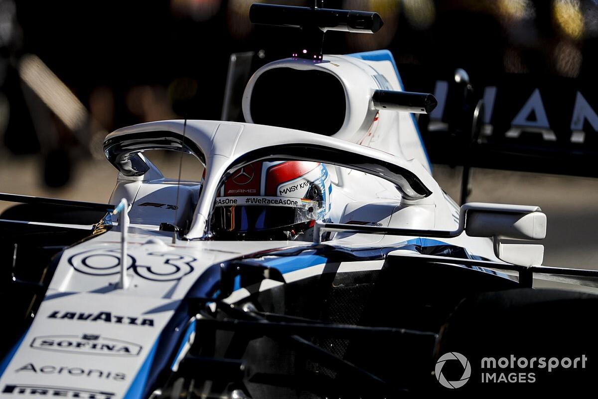 Mercedes laissera Williams décider de l'avenir de Russell