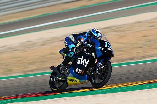 Vietti Naik Kelas ke Moto2, Gantikan Marini di VR46 pada 2021