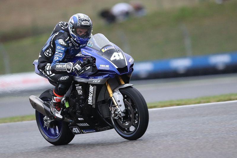 Mathieu Gines Champion de France sur le circuit de Nogaro