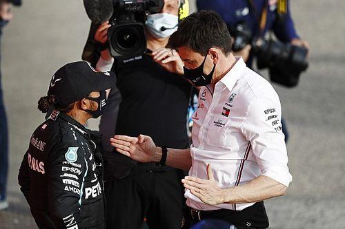 ANÁLISE: As mensagens estranhas de Hamilton e Wolff pós-F1 em Ímola