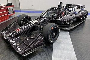 """Jimmie Johnson """"shaving seconds off at a time"""" in IndyCar"""