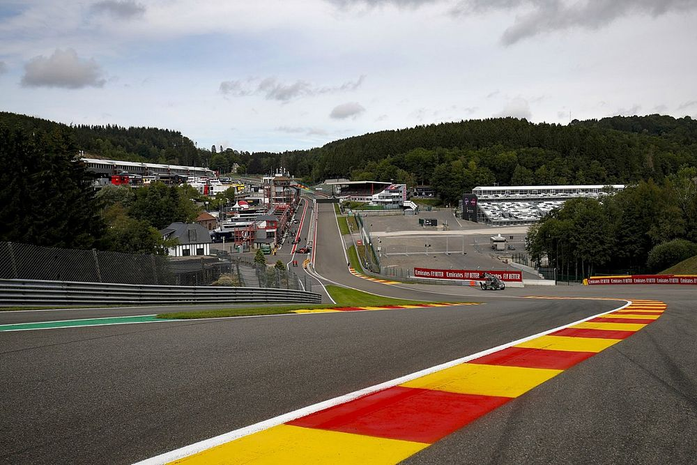2021 Formula 1 Belgian Grand Prix session timings and preview