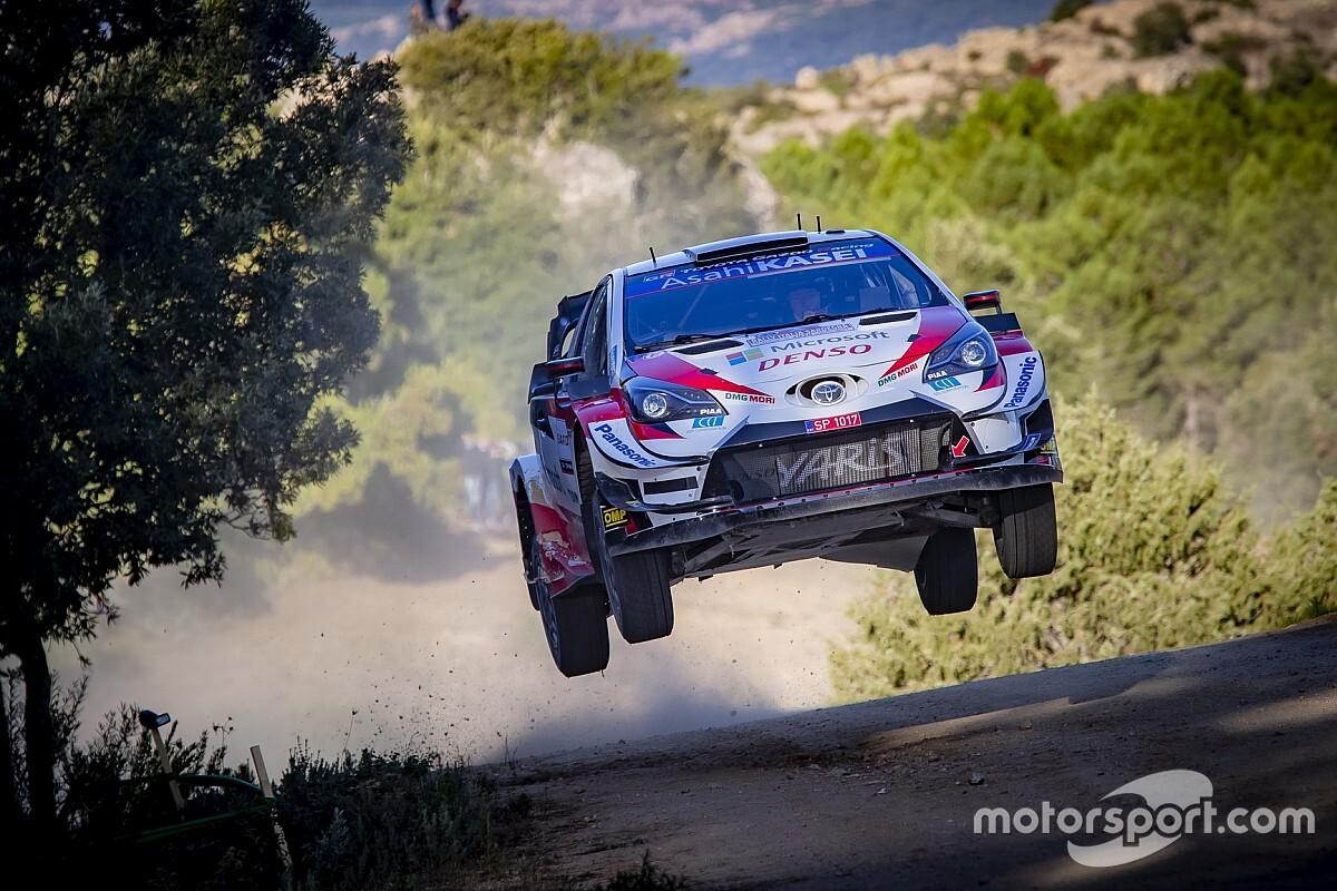 Evans confía en poder luchar contra Ogier por el título del WRC