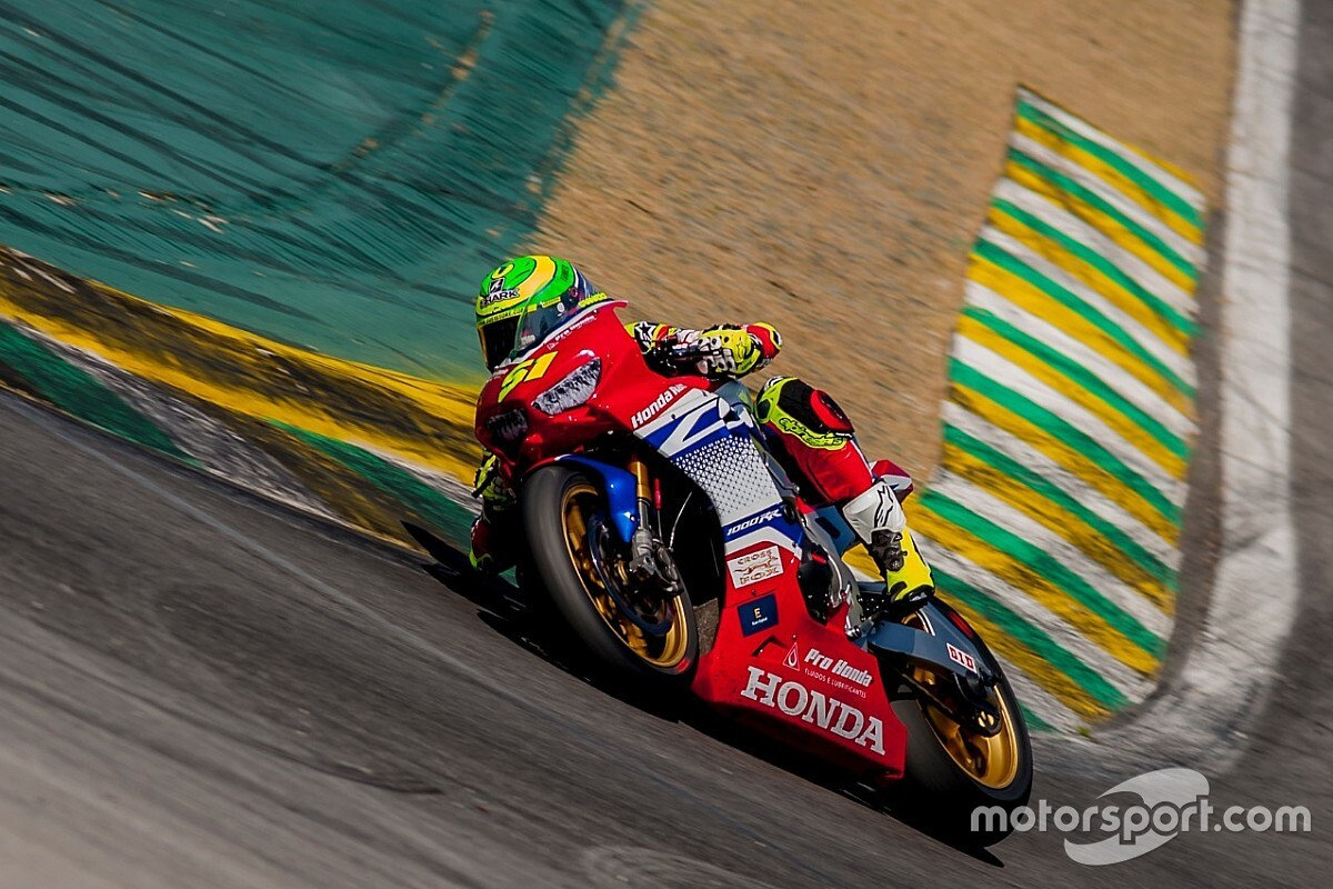 Granado faz terceira pole consecutiva sob forte calor em Interlagos