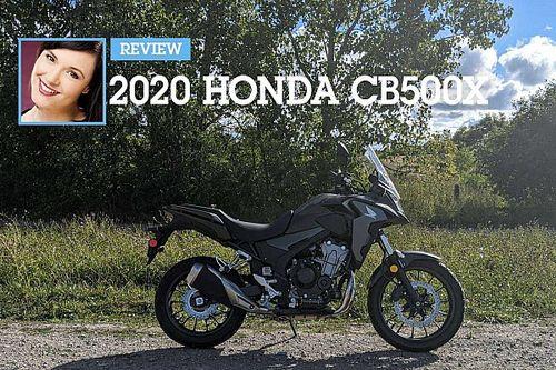 Review: 2020 Honda CB500X