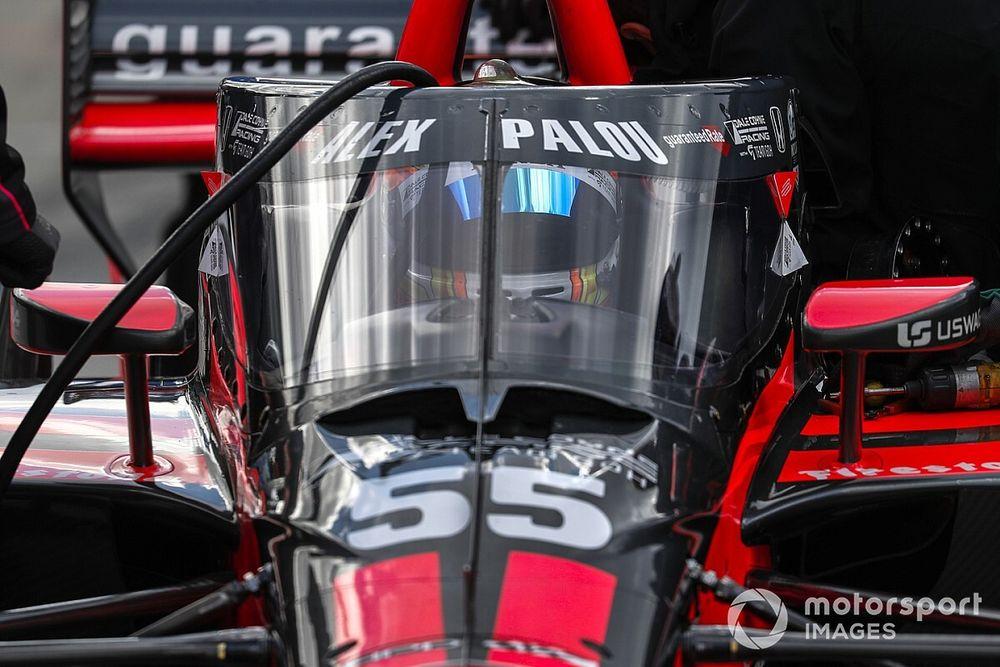 IndyCar Harvest GP: Palou saldrá cuarto en la Carrera 2