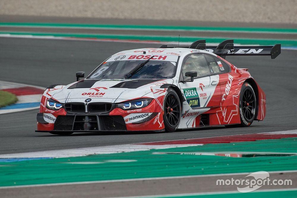 """DTM, Kubica: """"I problemi dell'auto nascondono il mio potenziale"""""""
