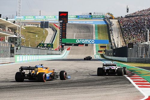 Formula 1 United States Grand Prix qualifying – Start time, how to watch, channel