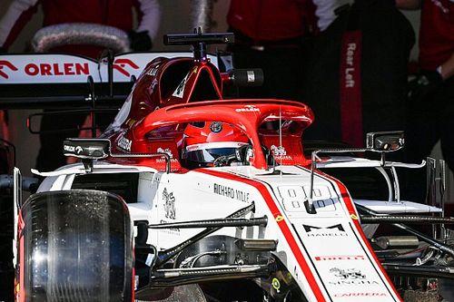 Kubica nie kupi czerwonego samochodu
