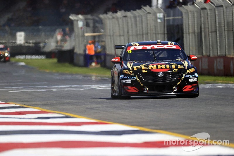 Adelaide 500: Reynolds tops shortened first practice