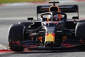 Live: De derde Formule 1-testdag met Max Verstappen