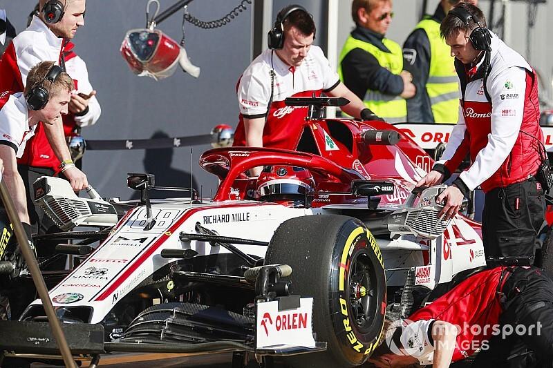Alfa Romeo nog zeker 18 maanden zonder nieuwe simulator