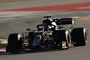 Ricciardo da la sorpresa en la última mañana de la pretemporada