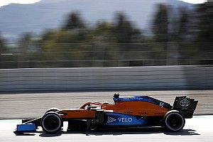 Dużo pracy w McLarenie