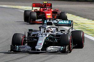Hamilton n'a aucun intérêt à aller chez Ferrari, selon Coulthard