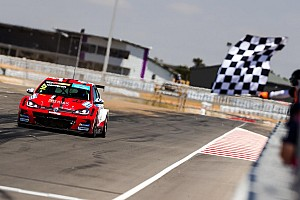 The Bend TCR: Cameron passes Brown for maiden win