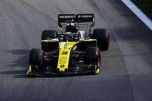 Ricciardo nagyon rosszul sikerült manővere Magnussen ellen: videó