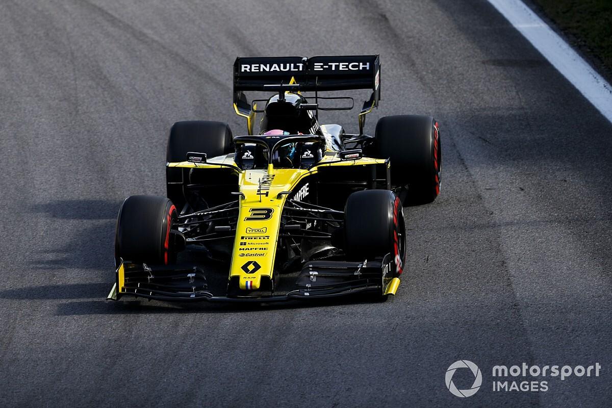Ricciardo geniet van gevecht met Toro Rosso bij de constructeurs