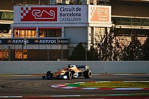 Онлайн. Предсезонные тесты Формулы 1 в Барселоне: день первый