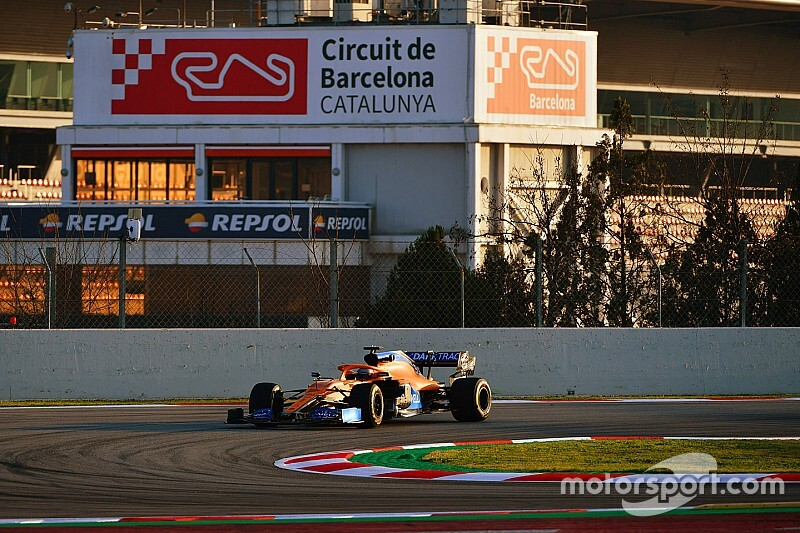 F1, Test Barcellona, Giorno 1: Alfa con Kubica e Giovinazzi